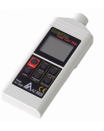 Cherche à louer, à la location, sonomètre, Décibel mètre avec micro intégré, sono mètre