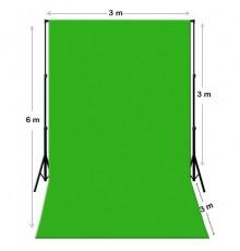 Cherche à louer, à la location, Fond vert, bleu, Kit Chromakey Vert, 3M X 6M, Support, Marseille