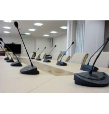 Cherche à louer à la Location système de conférence col de cygne sans fil, 15 personnes Marseille 13 aubagne Aix en provence