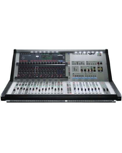 Cherche à louer à la location Table de Mixage Numérique VI1 Soundcraft Marseille 13 aubagne Aix en provence Cassis La Ciotat Roq