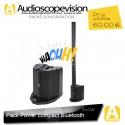 Location Pack sono 350W RMS colonne design Bluetooth Roquevaire Aubagne