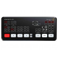 Location Blackmagic Design ATEM Mini Pro ISO régie de mixage vidéo mélangeur vidéo switcher vidéo Marseille Aix en Provence Auba