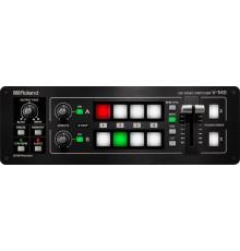 Cherche à louer à la location Roland V1HD régie de mixage vidéo régie vidéo console de mixage vidéo professionnelle Marseille 13