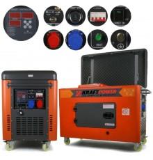 Cherche à louer à la Location Groupe électrogène régulé 9500 Watts / 12KVA Marseille Aubagne Cassis la Ciotat Bandol Aix en Prov